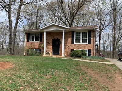Franklin County Single Family Home For Sale: 5200 Hardy Rd