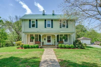 Franklin County Single Family Home For Sale: 65 Spring St