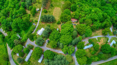 Bedford County Single Family Home For Sale: 1091 Cabin Fever Rd