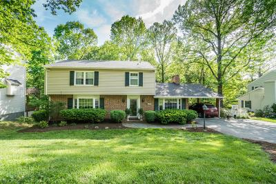 Roanoke Single Family Home For Sale: 830 Orchard Rd SW