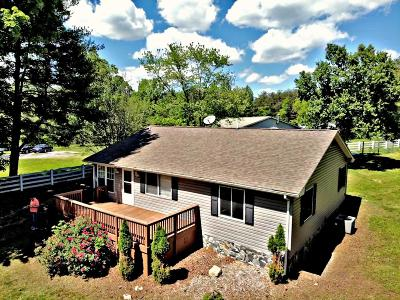 Goodview Single Family Home For Sale: 8342 Goodview Rd