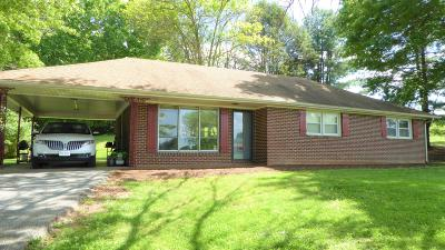 Franklin County Single Family Home For Sale: 2864 Virgil H Goode Hwy