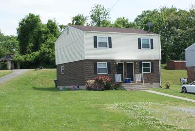 Roanoke Multi Family Home For Sale: 2329 Shull Rd NE