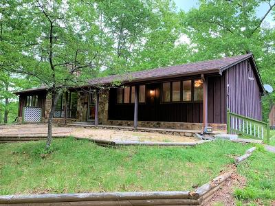 Single Family Home For Sale: 4721 Carvins Cove Rd