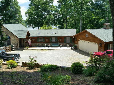 Franklin County Single Family Home For Sale: 74 Star Lake Rd