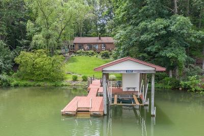 Bedford County Single Family Home For Sale: 2087 Merriman Way Rd