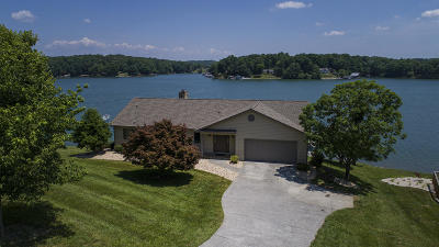 Single Family Home For Sale: 124 Lookout Pointe Dr