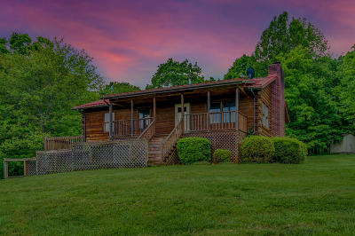 Franklin County Single Family Home For Sale: 1110 High Meadows Dr