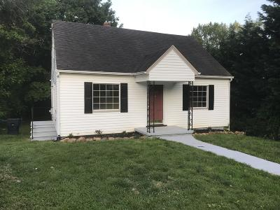 Single Family Home Sold: 609 Gladies St NW