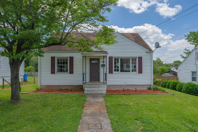 Single Family Home Sold: 2707 Cornell Dr NW