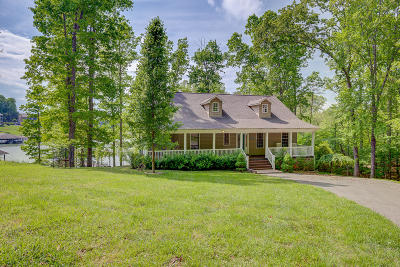 Single Family Home For Sale: 1313 West Pine Ridge Rd
