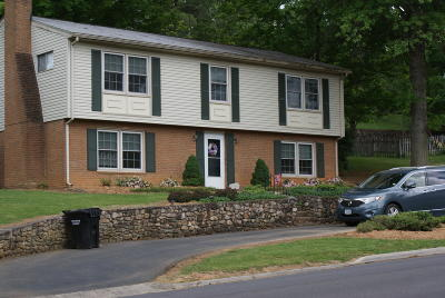 Roanoke Single Family Home For Sale: 3630 Grandin Rd