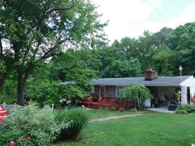 Roanoke County Single Family Home For Sale: 161 Rock Hill Ln