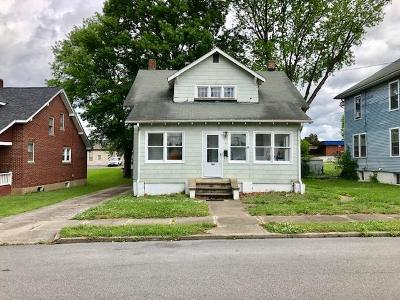 Vinton Single Family Home For Sale: 216 W Augusta Ave