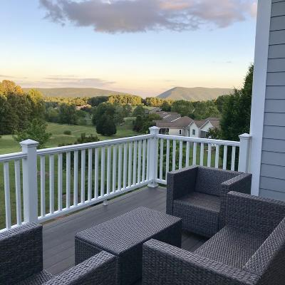 Bedford County Single Family Home For Sale: 2174 Lake Retreat Rd