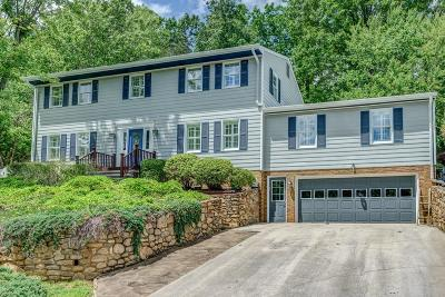 Roanoke County Single Family Home For Sale: 3428 Canter Cir