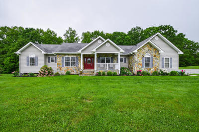 Thaxton VA Single Family Home For Sale: $324,888