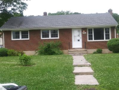 Single Family Home For Sale: 3701 Martinell Ave