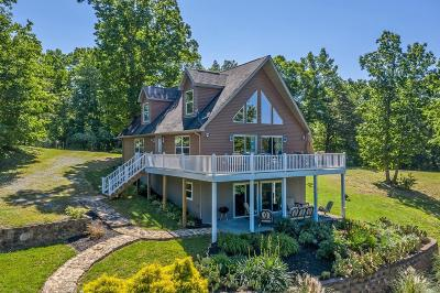 Bedford County Single Family Home For Sale: 137 Thunder Ridge Rd