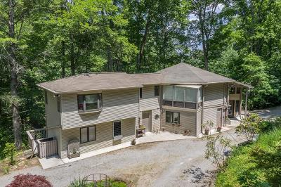 Single Family Home For Sale: 5459 Lakedale Rd