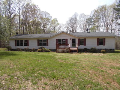 Single Family Home For Sale: 1157 Trough Run Rd