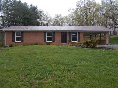 Pittsylvania County Single Family Home For Sale: 5536 Blue Ridge Dr