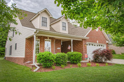 Roanoke Single Family Home For Sale: 2318 Willow Walk Dr NW