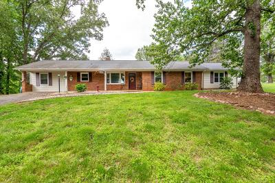 Single Family Home For Sale: 400 Brookwood Rd