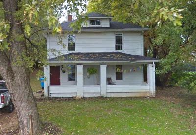 Roanoke Multi Family Home For Sale: 3110 Shenandoah Valley Ave NE