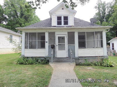 Roanoke VA Single Family Home For Sale: $59,950