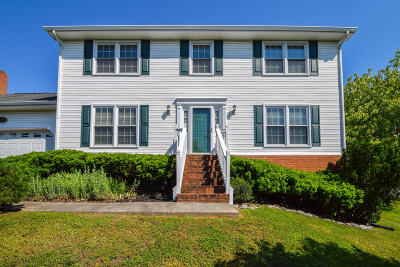 Roanoke VA Single Family Home For Sale: $289,950