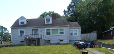 Roanoke VA Single Family Home For Sale: $109,000
