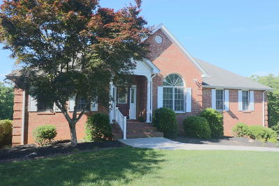 Franklin County Single Family Home For Sale: 60 Breeden Ct