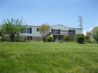 Vinton Single Family Home For Sale: 1100 Browning Rd