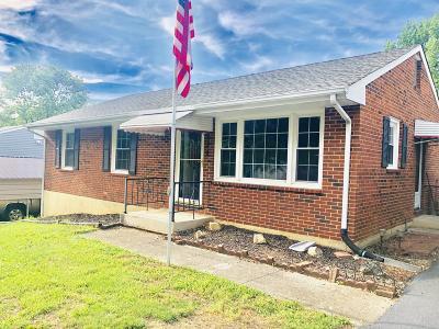 Roanoke County Single Family Home For Sale: 4620 Casper Dr NE