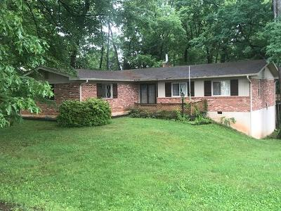 Bedford Single Family Home For Sale: 1605 Whitfield Dr