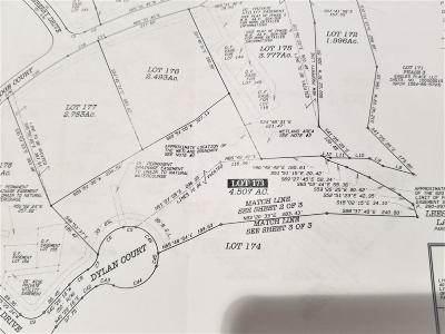 Residential Lots & Land For Sale: Lot 173 Dylan Ct