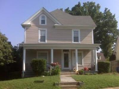 Vinton Single Family Home For Sale: 428 Cedar Ave
