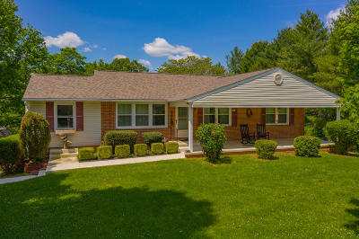 Troutville Single Family Home For Sale: 329 Cox Rd
