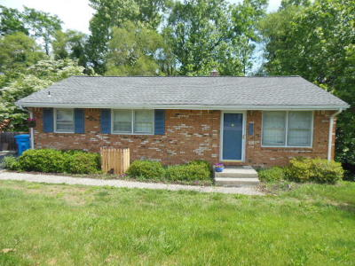 Roanoke Single Family Home For Sale: 843 Pinewood Dr NW