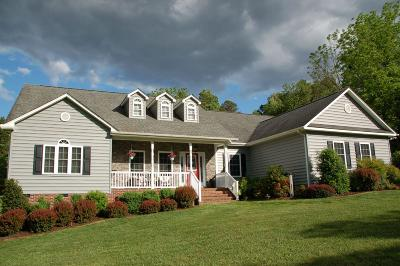 Fincastle Single Family Home For Sale: 818 Sprinkle Rd