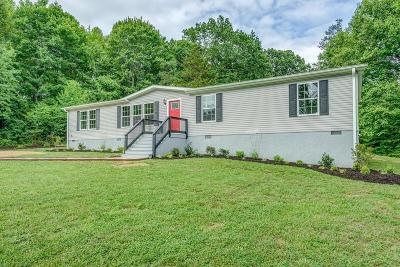 Franklin County Single Family Home For Sale: 240 Game Trail Dr