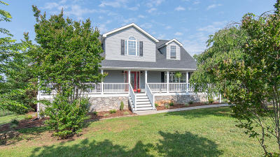 Bedford County Single Family Home For Sale: 2845 Horseshoe Bend Rd