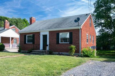 Roanoke City County Single Family Home For Sale: 4207 Richland Ave NW