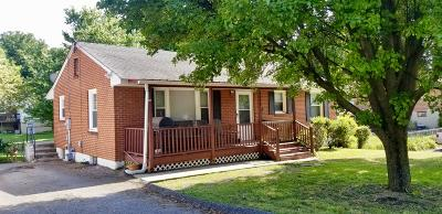 Roanoke Single Family Home For Sale: 4956 Pomeroy Rd NW