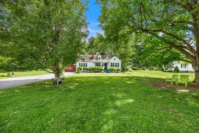 Roanoke Single Family Home For Sale: 3624 Cravens Creek Rd SW