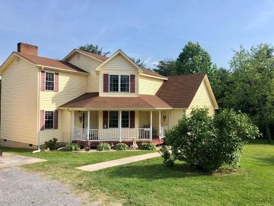 Bedford County Single Family Home For Sale: 1008 Meadow Spring Rd