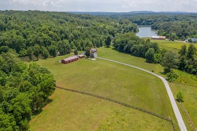 Bedford County Single Family Home For Sale: 450 Holyfield Ln