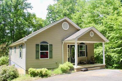 Single Family Home For Sale: 224 Board Mountain Rd