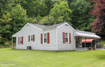 Vinton Single Family Home For Sale: 10742 Hardy Rd